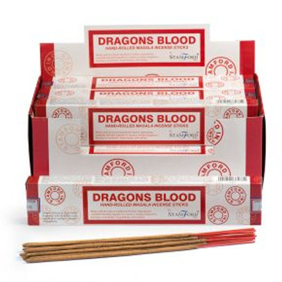Masala Dragons Blood