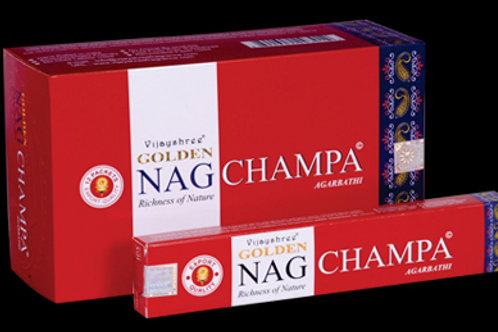 Golden Nag Champa Agarbathi
