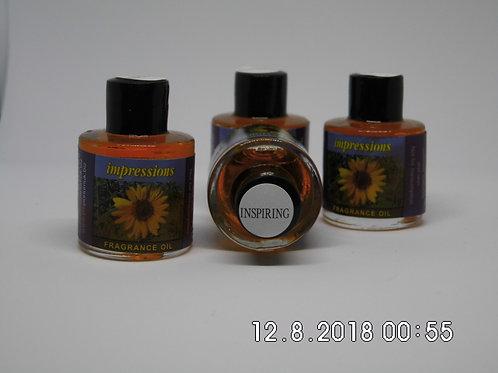 Aromatherapy Fragrance oil - Inspiring