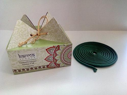 Karma Incense Coil pack Jasmine