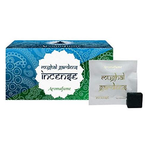 Aromafume Incense Brick-Mughal Gardens