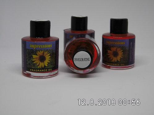 Aromatherapy Fragrance oil - Invigorating