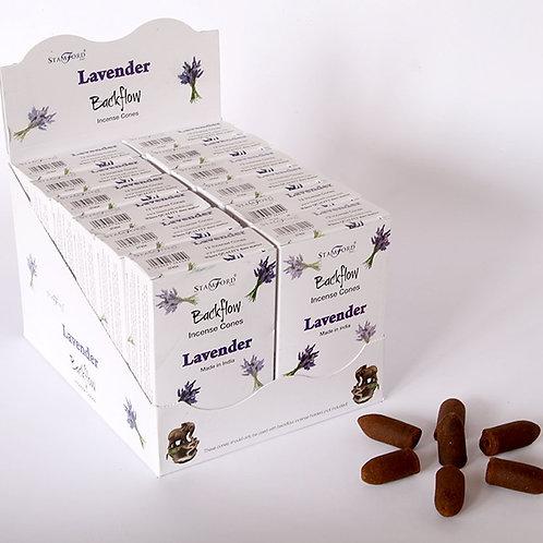 Stamford Backflow Cones Lavender