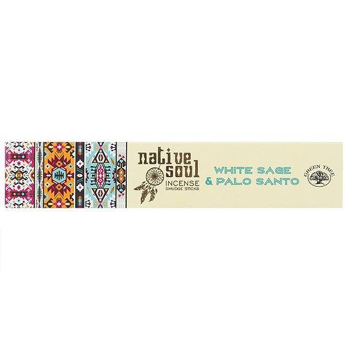 White Sage & Palo Santo