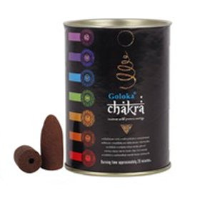 Goloka Chakra Incense Cones