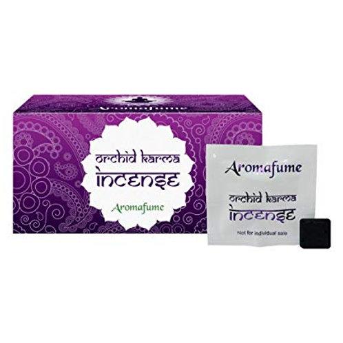 Aromafume Incense Brick-Orchid Karma