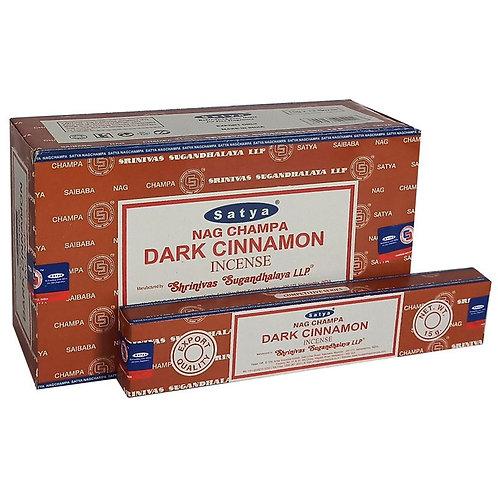 Dark Cinnamon
