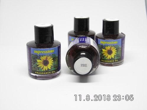 Feng-shui Fragrance oil - Fire