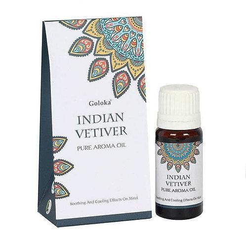 Goloka Indian Vertiver Fragrance Oil