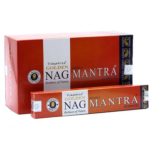 Golden Nag - Mantra