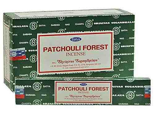 Patchouli Forest