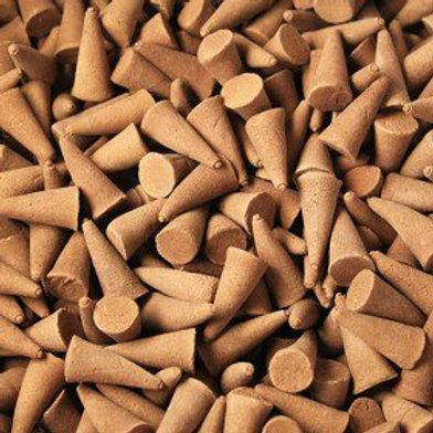 Orange & Cinnamon 15 Loose Incense Cones