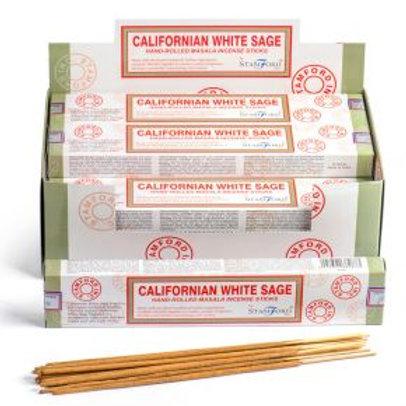 Masala Calafornian White Sage