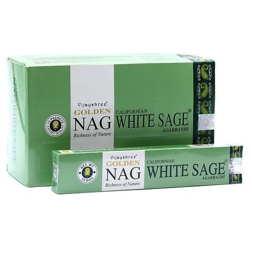 Golden Nag - White Sage