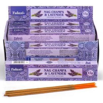 Nag Champa & Lavender