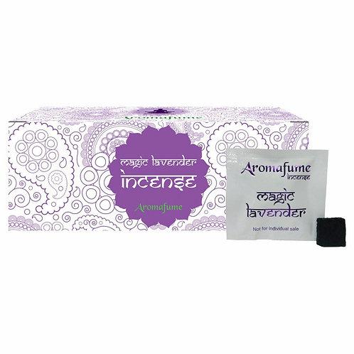 Aromafume Incense Brick-magic Lavender