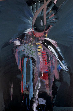 Saguaro Medicine Man, 1991