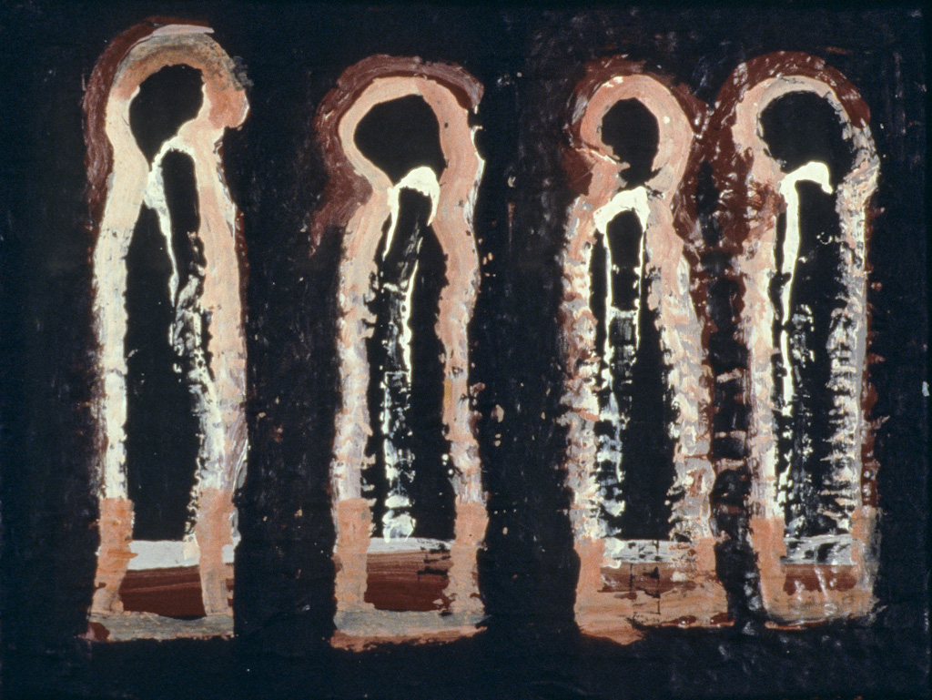 Four Monks, 1984