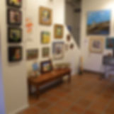 Tubac Art & Gifts, main gallery room