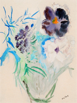 Flowers for Mae, 1968-1972