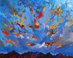 Diné Sky, 1990's