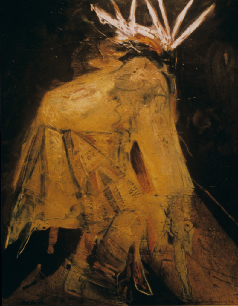 Deer Dancer 1, 1993-1994