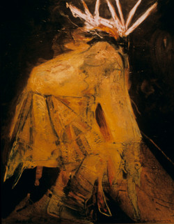 Deer Dancer 1, 1993-1994