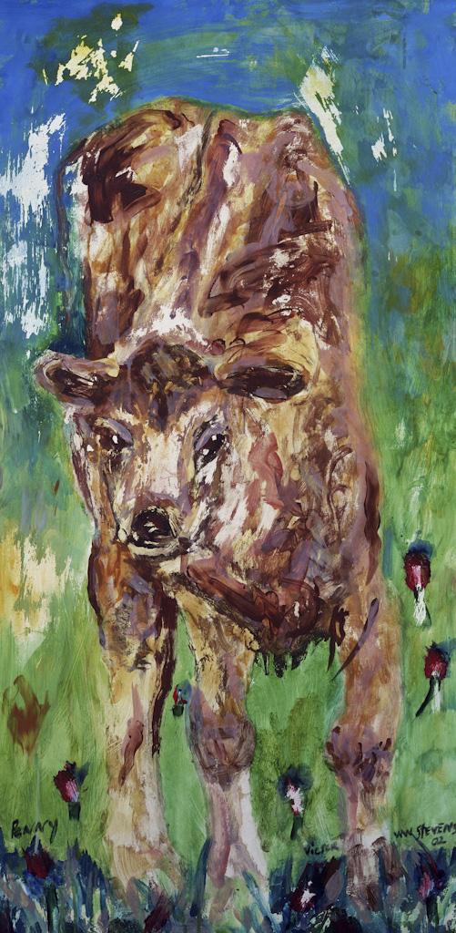 Penny the Buffalo Calf, 2002