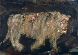Wounded She-Lion, 1980's