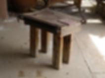 Fong's Table, 2009, Wabi Sabi piece