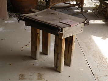 Fong's Table, 2009, Wabi Sabi piece