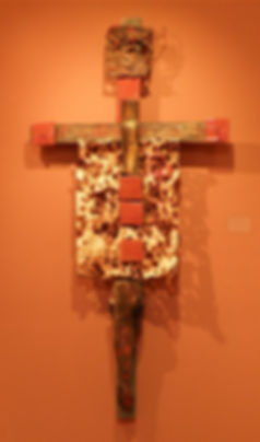 The Crux, 2008, Wabi Sabi/Mixed Media Art