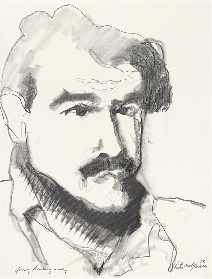 Young Hemingway, 2003