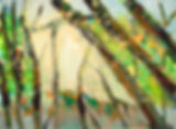 "Angel Dawn/Mt Lemon Dawn, Giclée print, 24.5"" x 18"" on heavy archival watercolor paper"