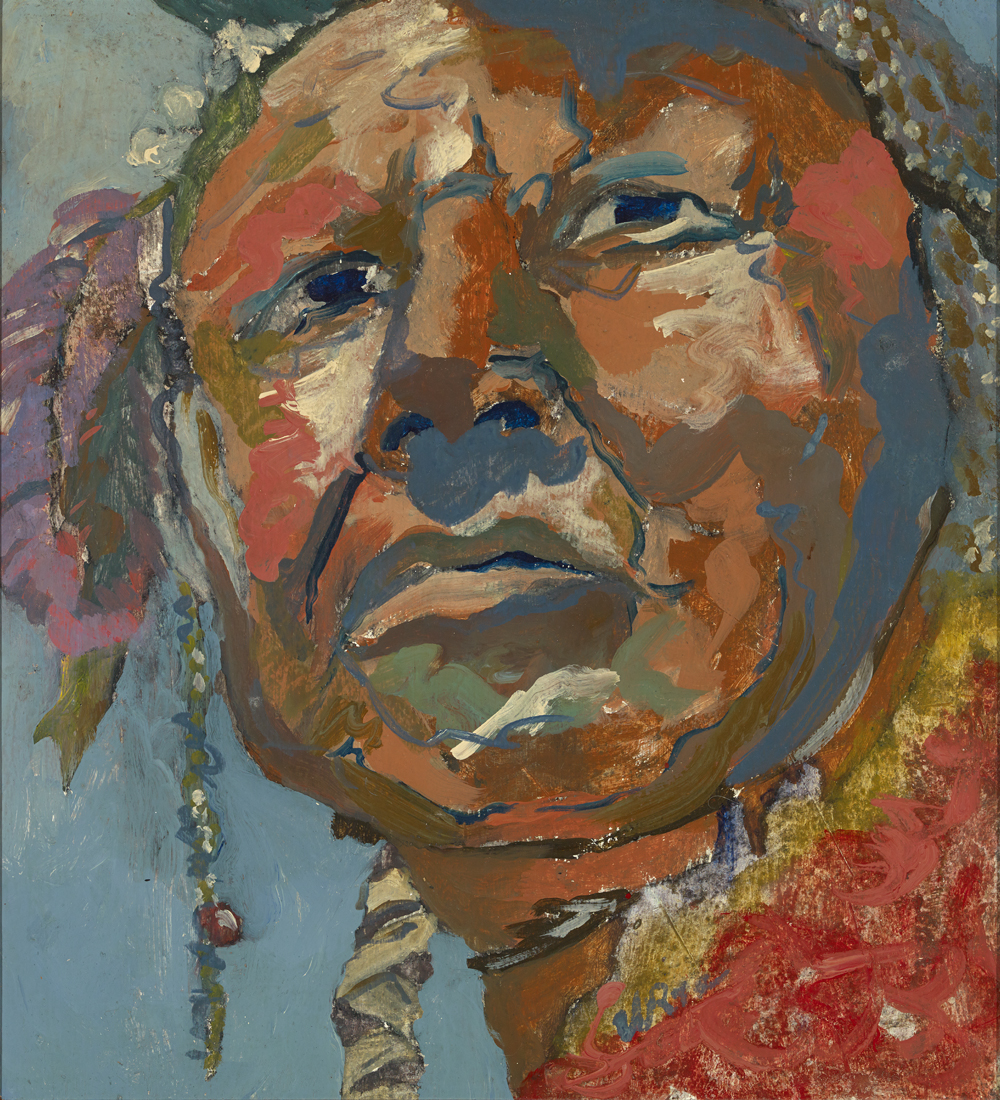 Chief Hammerhead, 1972