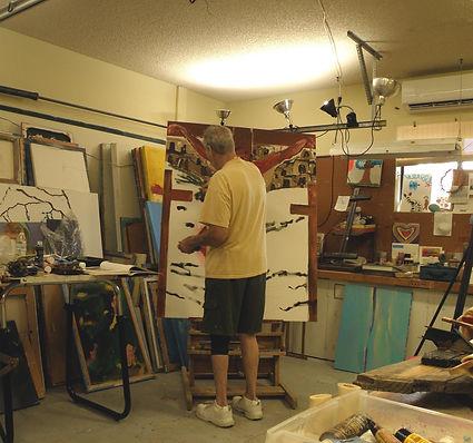 VSR in studio