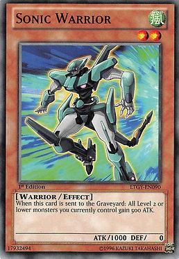 Sonic Warrior - LTGY-EN090 - Common