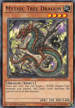 Mythic Tree Dragon - MP14-EN134 - Common