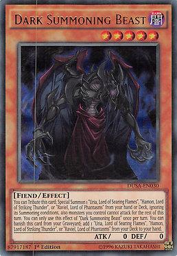 Dark Summoning Beast - DUSA-EN030 - Ultra Rare