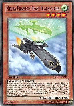 Mecha Phantom Beast Blackfalcon - LTGY-EN023 - Common