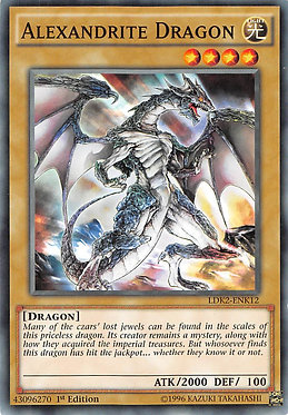 Alexandrite Dragon - LDK2-ENK12 - Common