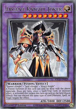 Arcana Knight Joker - KICO-EN029 - Rare