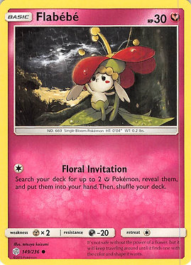 Flabebe - 149/236 - Common
