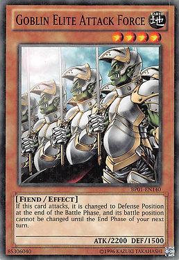 Goblin Elite Attack Force - BP01-EN140 - Starfoil Rare