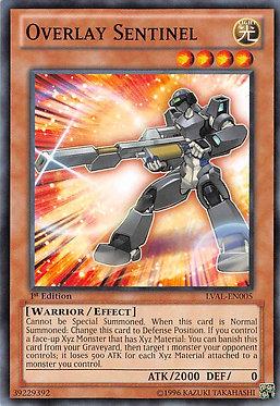 Overlay Sentinel - LVAL-EN005 - Common