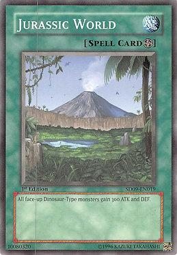 Jurassic World - SD09-EN019 - Common