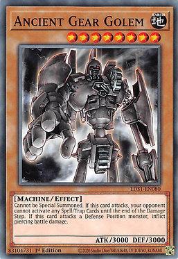 Ancient Gear Golem - LDS1-EN080 - Common