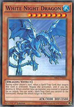 White Night Dragon - SR02-EN011 - Common