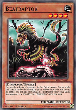 Beatraptor - RIRA-EN033 - Common