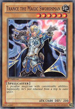 Trance the Magic Swordsman - REDU-EN001 - Common